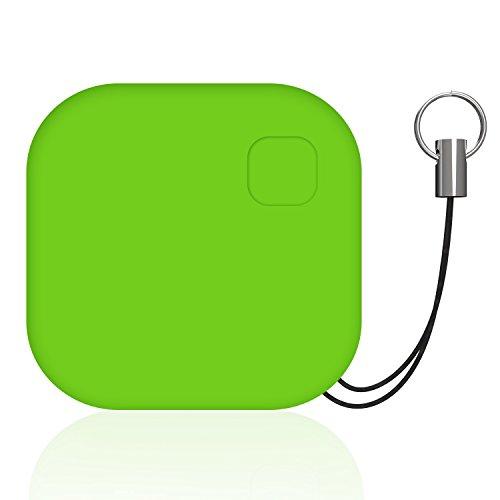 GOMAN Key Finder, Trova Chiavi Cercatore Chiave Wireless localizzatore Chiavi Bluetooth Anti Lost Trova Tracker Bidirezionale Allarmante per iOS iPhone/Android - Verde