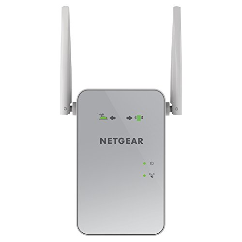 NETGEAR WiFi Mesh Range Extender EX6150 - Coverage up to 1200 sq. ft. and 20 Devices with AC1200 Dual Band Wireless Signal Booster & Repeater (up to...