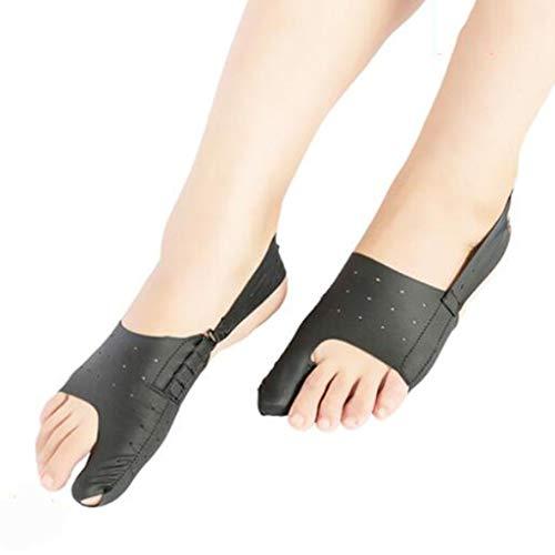RUNWEI ORTHOTICOS del PIE Ultrathin Thum Eversion Corrector DE EVERACIÓN PIES Big PIES PIEJOS ORTHÓTICOS Los Adultos Separados Pueden Usar Zapatos (Size : M)