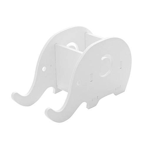 Crazystore Tragbare Handy-Halterung für Tablet, Tischhalterung, Bettenstütze mit Elefanten-Form
