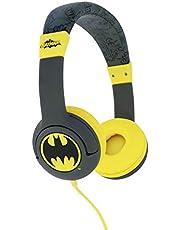 OTL Cuffie BATMAN BAT SIGNAL KIDS, Bambino, Not Machine Specific