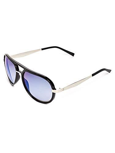 Guess Gf5037-5902X Gafas de Sol, Negro, 59 para Hombre