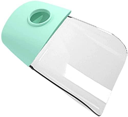 FDGSD Extensor de Grifo, Extensor de Grifo para Fregadero Que se Adapta a la mayoría de los grifos, Ideal para niños. (1 PCS Verde)