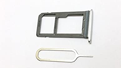 New OEM SIM/SD Card Holder Tray for Samsung Galaxy S7 G930 AT&T, Sprint, T-Mobile, Verizon, US-Cellular