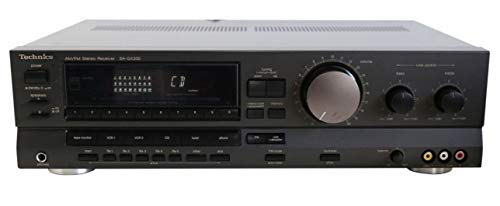 Technics SA-GX 200 Stereo Receiver