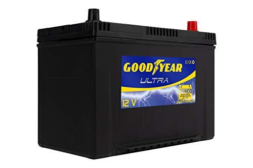 Goodyear GODGR600032073 - Bateria ULTRA 12 V JAPON 100 Ah (+D) 750 A