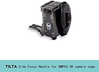 Photo Studio Accessories - Tilta BMPCC 4k 6K Cage Camera DSLR with Sunho SSD Drive Holder DC Power Cable F970 Battery Plat...