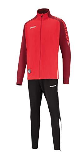 Trainingsanzug »sallerX.72« 173 rot-dunkelrot Gr. XL