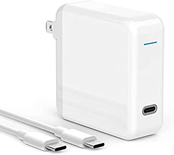Ifeart USB C Charger Power Adapter Compatible with MacBook Pro