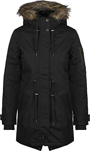 Element Curious W Parka flint black