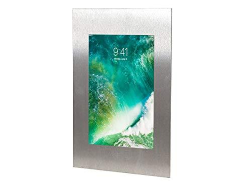 TabLines TWE057E Tablet Wandeinbau für Apple iPad Pro, 26,67 cm (10,5 Zoll) Edelstahl