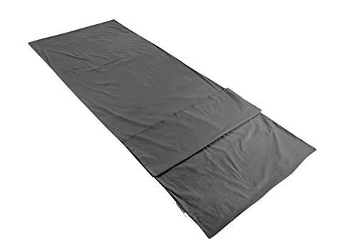 Rab Erwachsene Schlafsack Inlett Traveller, Liner, 225 x 92 cm