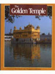 Paperback The Golden Temple (Panjab heritage series) Book