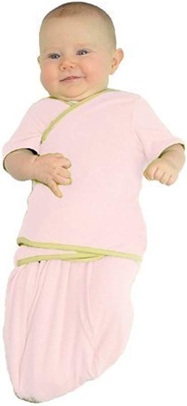 TrueWomb Weaning Swaddle In Pink 11 17 Pounds Medium Baby Product