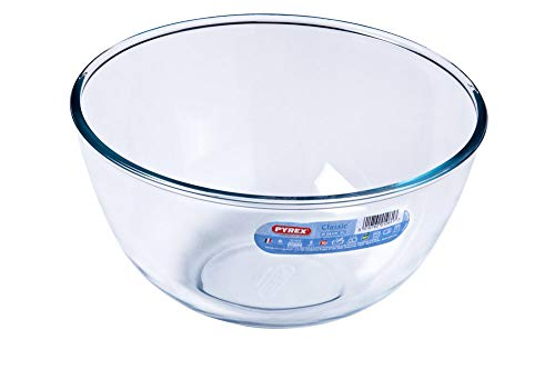 Pyrex Glass Bowl, 3.0L