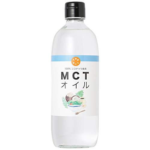 [Amazon限定ブランド] MCTオイル 480g 中鎖脂肪酸100%