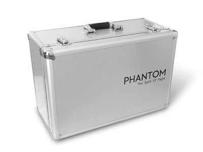 DJI PHANTOM4 PRO用 高級アルミケース [P4RTK/P4PP/P4Pro/P4]