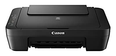 Canon PIXMA MG2550S 4800 X 600 All-in-One Printer - Black