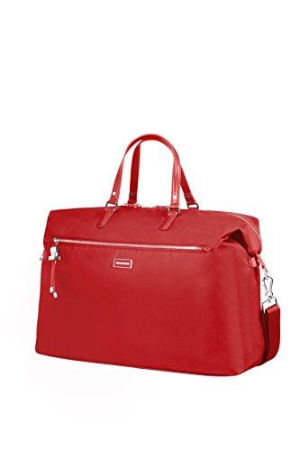 SAMSONITE Karissa Biz - Duffle 50/20 Bolsa de viaje, 50 cm, 44 liters, Rojo (Formula Red)