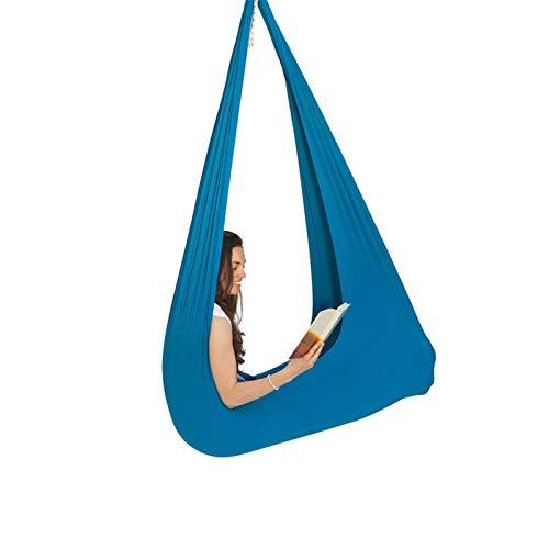 N/I Chaise de balançoire, hamac câlin élastique, Tente de Chaise Suspendue pour hamac de siège de balançoire pour Enfants
