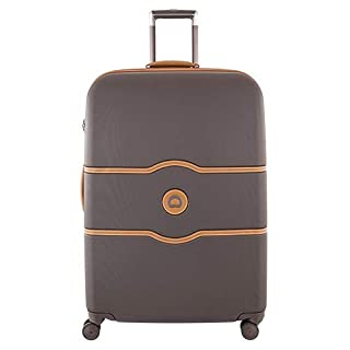 Delsey Luggage Chatelet Hard+, Large Checked Luggage