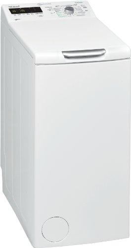 Bauknecht WMT EcoStar 6Z BW Waschmaschine Toplader / A+++ / 1200 UpM / 6 kg / EcoMonitor / ZenTechnologie / E8 display / Vollwasserschutz