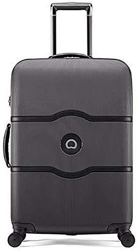 Expandiendo las maletas y la caja de viajes de doble rueda con la caja del tablero de la rueda de freno con la caja de la caja del trolley,B
