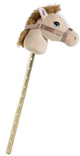 Heunec 741676 - Caballo de encajar, color marrón claro