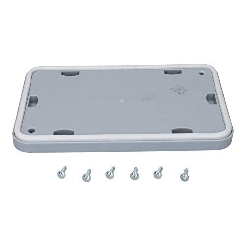 DL-pro tapa de mantenimiento puerta de servicio 22,5 x 14,5 cm se ajusta a Bosch Siemens Balay 00646776 646776 para intercambiador de calor secadora
