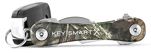 KeySmart Rugged - Multi-Tool Key Holder with...