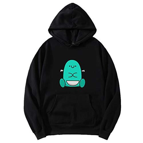 Zhc Merch IM Zhc T Shirt Long Sleeve Sweatshirt Hoodie Kid N Adult Men N Women