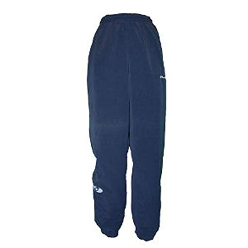Lotto TRAI ninig Pantalon Long Penta Micro Pro, Homme, Bleu Marine/Blanc XL Bleu - Bleu