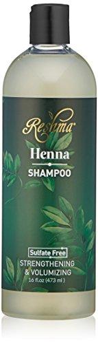 Reshma Beauty Henna Sulfate-Free Shampoo , 16 FL OZ