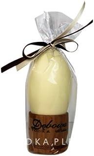 Geschenkidee Dbowa Überraschungsei Premium Wodka | Special Edition in Handarbeit, Sammlerstück | 50 ml, 40%