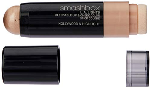 Smashbox Cosmetics L.A. Lights Lippen und Wangen - Hollywood & Highlight 0.17oz (5g)