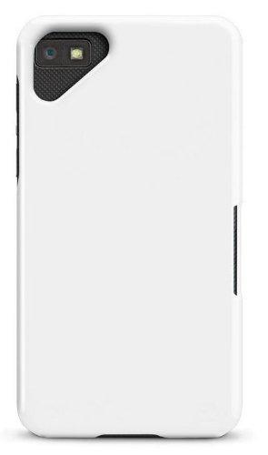 Case Mate Olo - Custodia Semplice per Blackberry Z10, Colore: Bianco