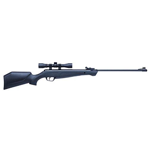 Crosman CSNP2SX Shockwave NP Synthetic Stock Nitro Piston Hunting Air Rifle with 4x32 Scope (.22-Caliber)