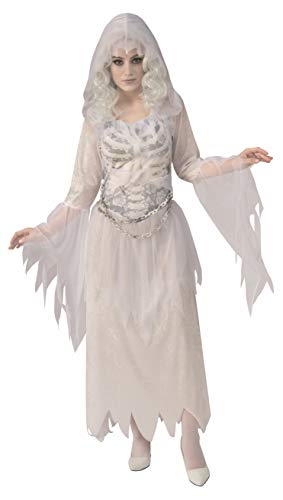 Ghostly Woman Women's Scary Ghost Costume