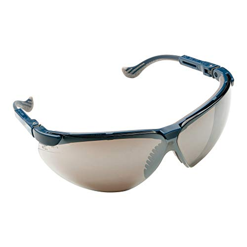 Honeywell 1011022 Safety Glasses, Silver Mirror XC,