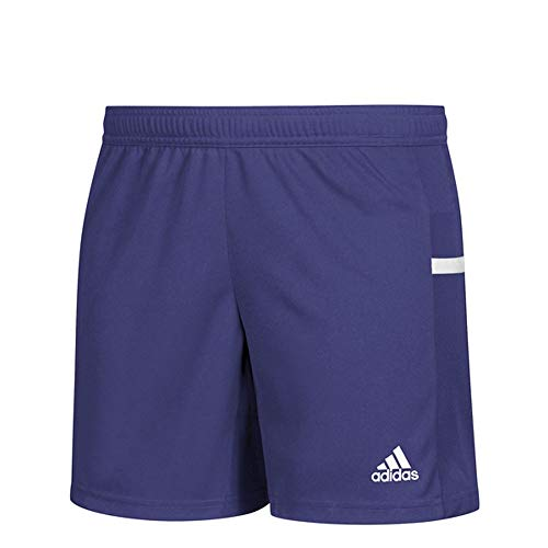 adidas Team 19 Knit Short - Women's Multi-Sport M Collegiate Purple/White