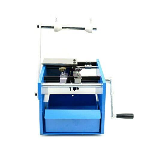 El último condensador de cinta radial manual de corte de la máquina de longitud ajustable de la cinta radial manual del condensador cortador de la máquina de corte paso de la cinta 3-20mm