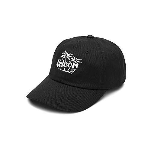 Volcom Damen Stone Wonder Dad Hat Baseball Cap, schwarz, Einheitsgröße