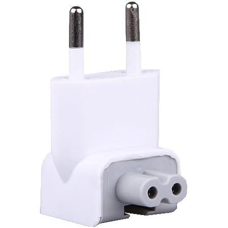 APPLE MAC AC POWER ADAPTER EU WALL PLUG DUCKHEAD CHARGER European Union Standard