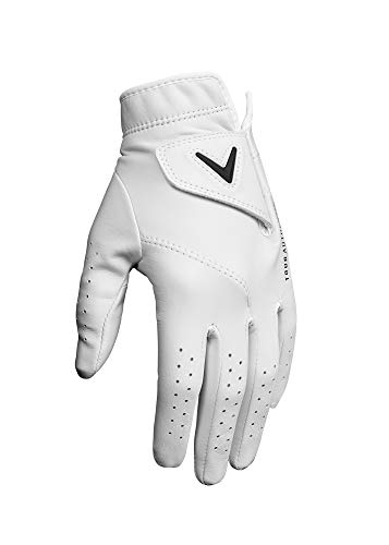 Callaway Golf 2020 Tour Authentic Handschuh (Linke Hand, Herren, Standard), Größe M/L