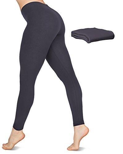 American Apparel Cotton-Spandex Jersey Legging