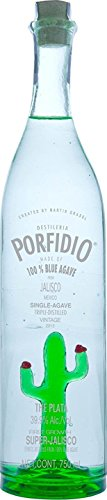 Porfidio Plata – 750ml