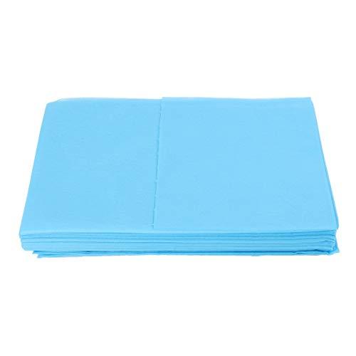 Healifty Lenzuolo monouso 10 pezzi copriletto in tessuto non tessuto copriletto monouso lettino da massaggio per spa hotel tatuaggio salone di bellezza (Colore casuale)