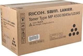 Ricoh Savin 8035E Toner 4 Btls/ Ctn 120000 Yield - Genuine Orginal OEM toner