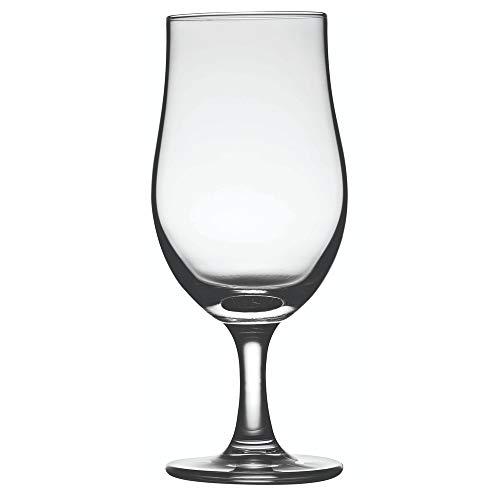 18 oz Beer Glass - Stemmed, Pilsner - 3 1/2