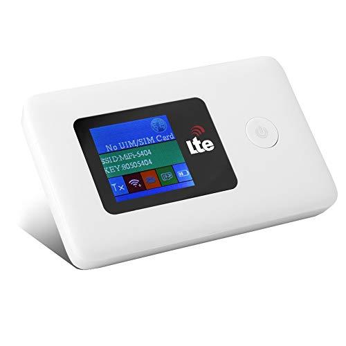 Tragbares Mobile Wi-Fi für Reise, LR113D 10/100 / 1000Mbps 150Mbps 4G WLAN-Router Mobiler WLAN-Hotspot 4G LTE MiFi